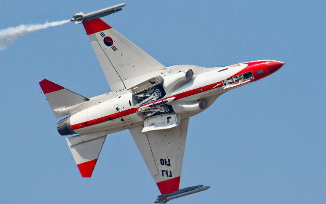 Korean KAI T-50 - AirTeamImages