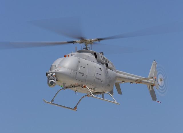 MQ-8C. Northrop Grumman.