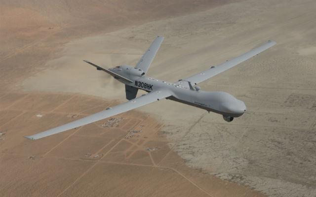 MQ-9 ER - General Atomics