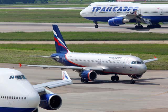 Transaero-Aeroflot