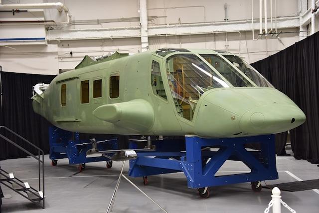 V-280 fuselage