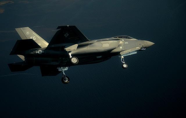 F-35A. US Air Force