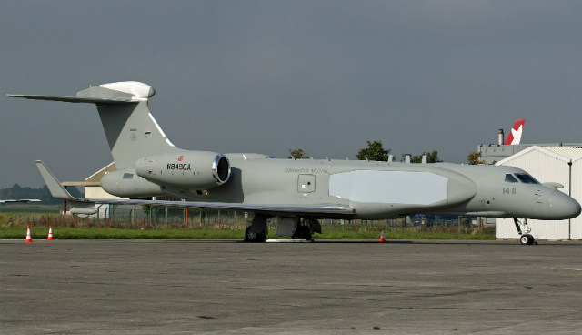 G550 AEW Italy - AirTeamImages