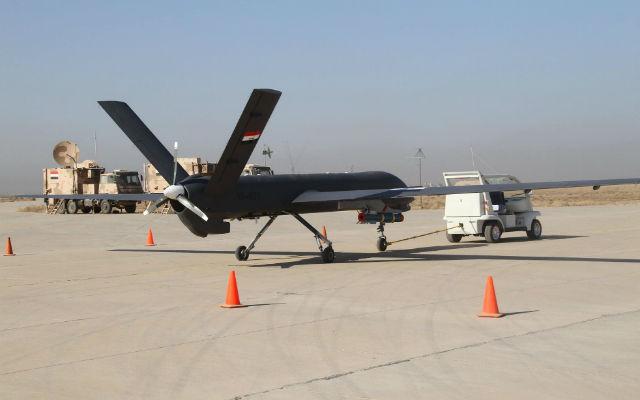 Iraqi CH-4 - Iraqi MoD