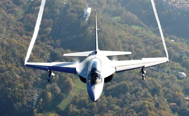 Italian air force T-346a