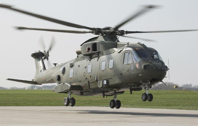 Merlin HC3i - AgustaWestland