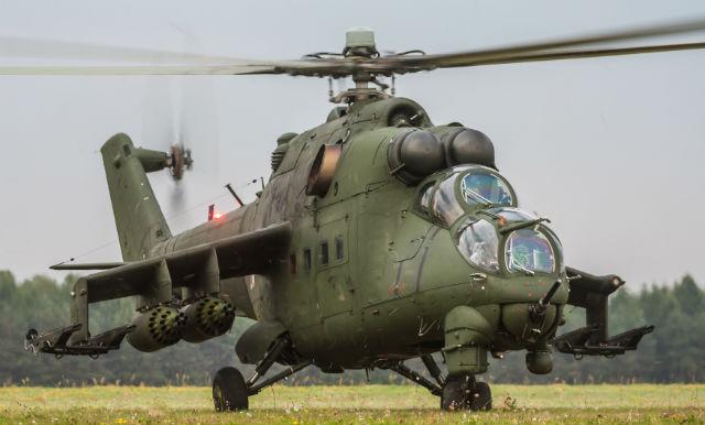 Mi-24 Poland - AirTeamImages