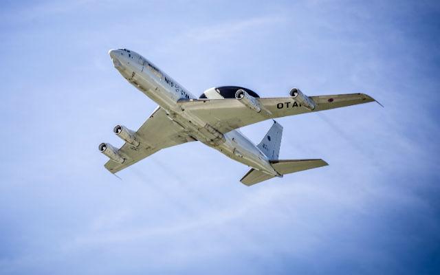 NATO E-3A - Miks Uzans/NATO