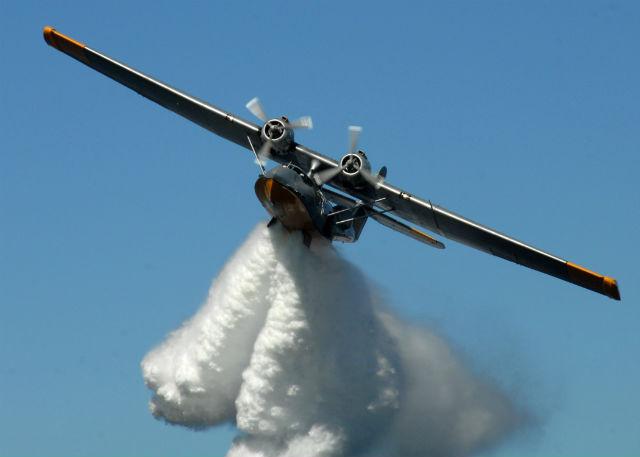 PBY-6A Catalina 640 c US NAVY