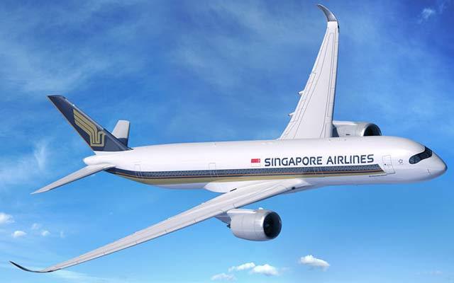 SIA A350-900 ULR