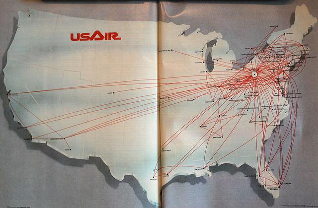 USAir 1985