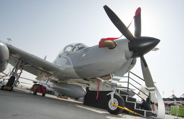 A-29 Tucano Dubai - BillyPix