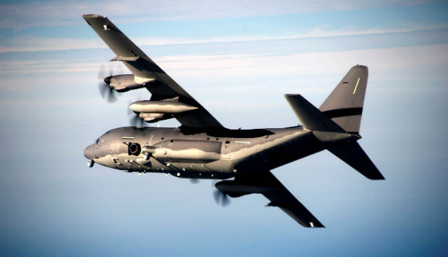 AC-130J Ghostrider - US Air Force