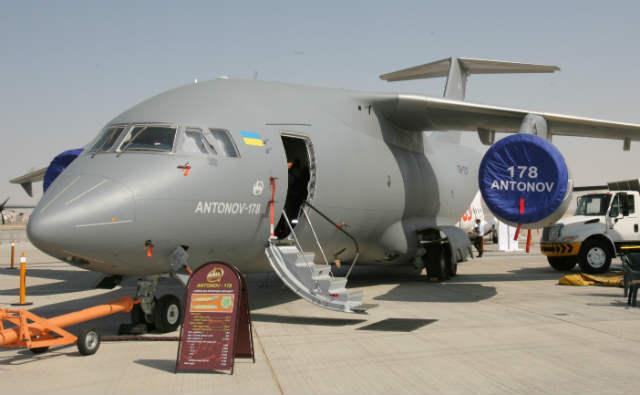 An-178 Dubai - BillyPix