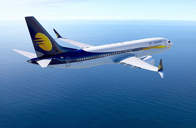 Jet Airways Boeing 737 Max 8 order Dubai 2015