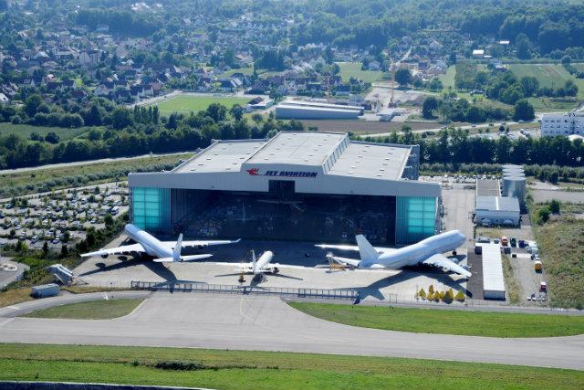 Jet Aviation Basle