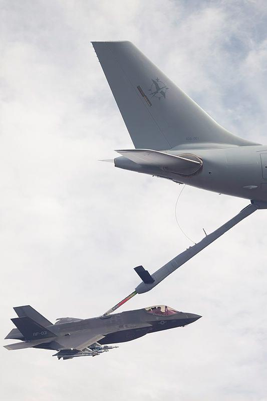 KC-30A F-35A