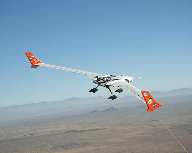 Lockheed Martin X-56A