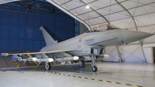 Typhoon Marte ER - Eurofighter