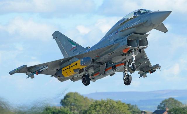 Typhoon Storm Shadow - Eurofighter