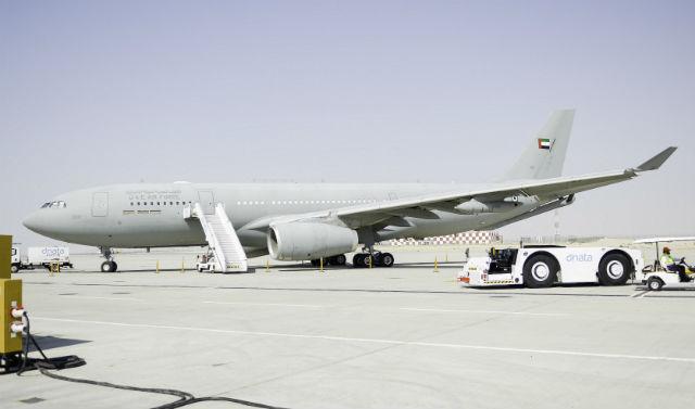 UAE A330 MRTT - BillyPix