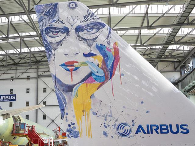 Airbus inking