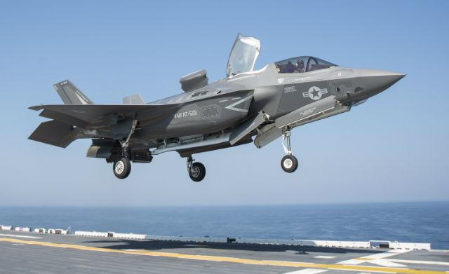 F-35B - US Navy
