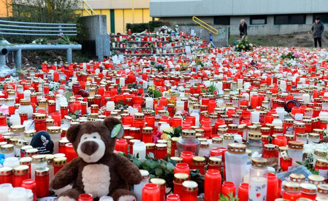 Germanwings remembrance