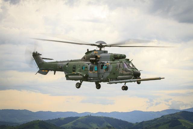 H225M Brazil air force FOC