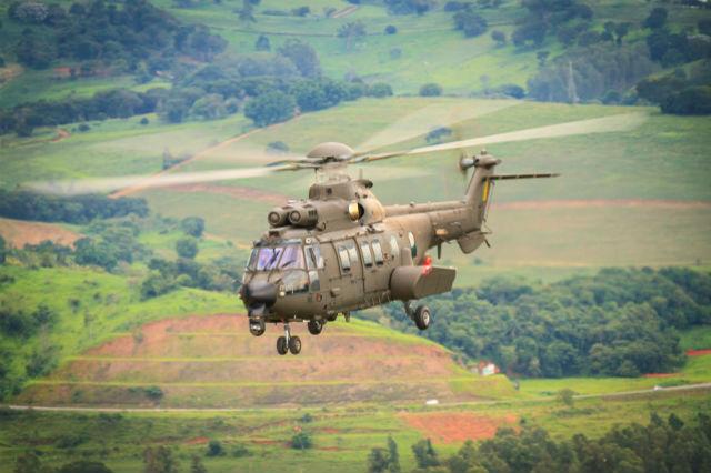 H225M Brazil army FOC