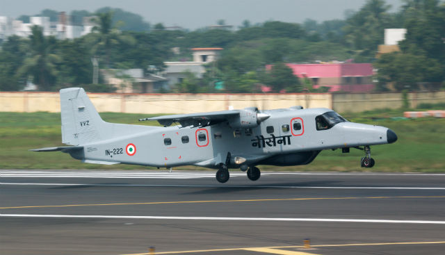 Indian navy Dornier 228 - AirTeamImages