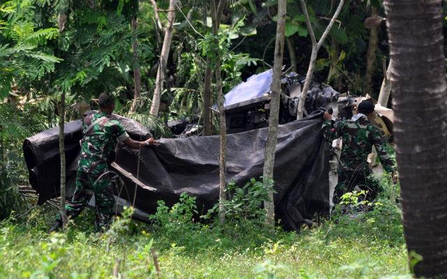 Indonesian T-50 crash - Slamet Riyadi/ZUMA Wire/RE