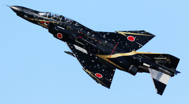 Japanese F-4 - AirTeamImages