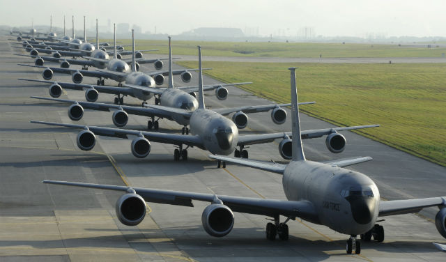 KC-135s - US Air Force