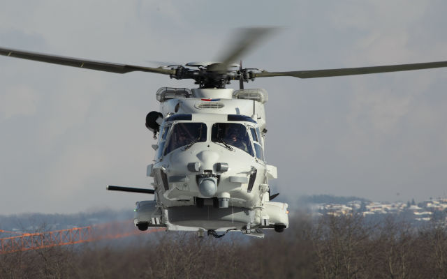 NH90 - Dutch Defence Ministry