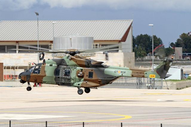 NH90 Spain
