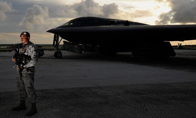 Northrop Bomber