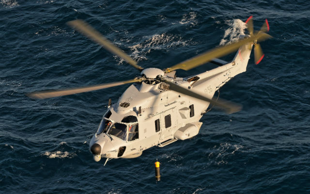 Sweden ASW NH90 - Airbus Helicopters