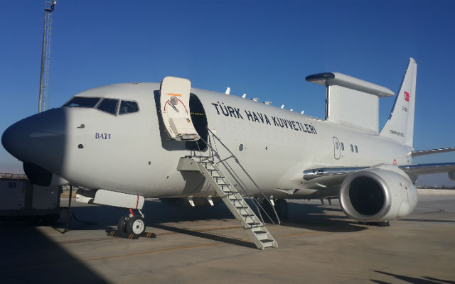 Turkish Peace Eagle AEW&C - Boeing