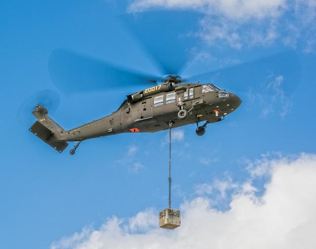 "UH-60A ""Autonomous Hawk"""