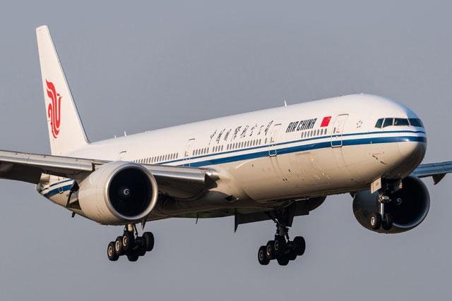 Air China 777-300ER