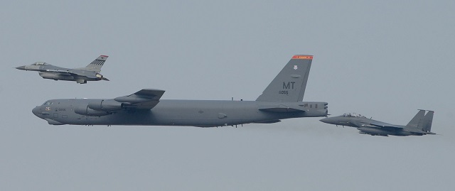 B-52H Korea