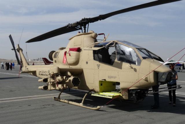 Bahrain AH-1 - Craig Hoyle Flightglobal