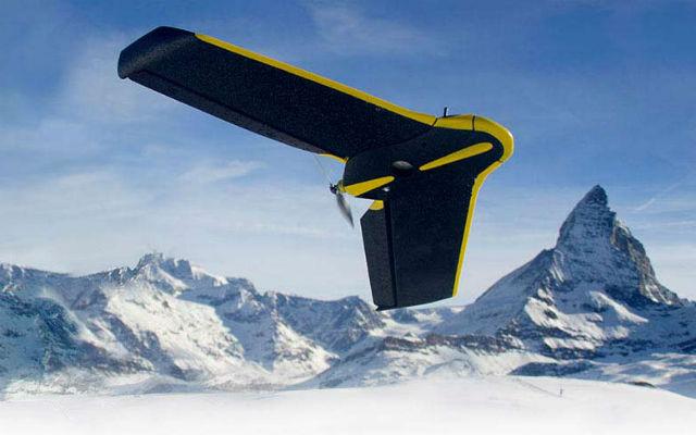 eBee UAV - Sensefly