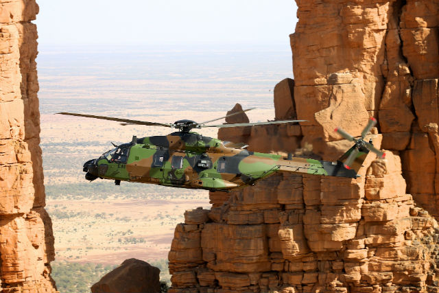 French NH90 TTH