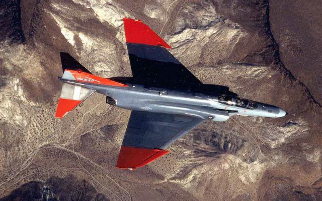 QF-4 - US Air Force