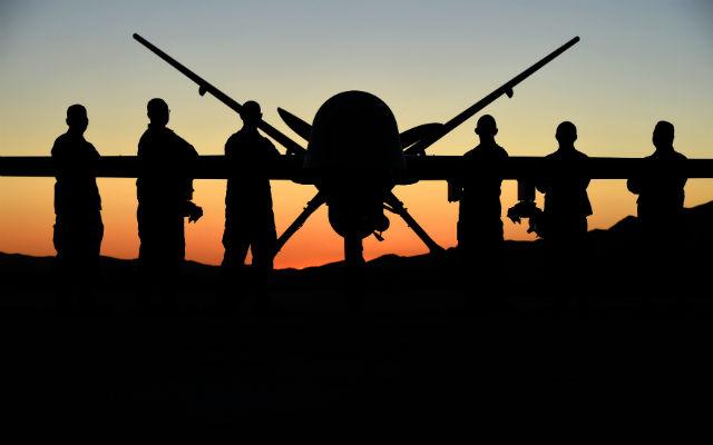 Reaper UAV - USAF