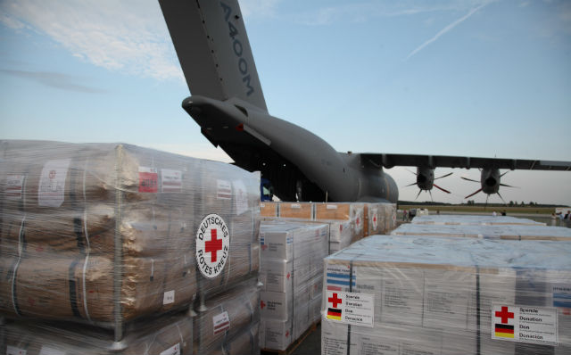 A400M rescue - Action Press Rex Shutterstock