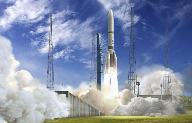 Ariane 64 c ESA–David Ducros
