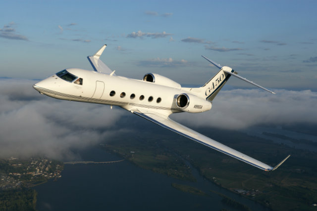 Gulfstream G450 STORY